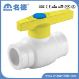 PPR Plastic Ball Valve Type a for Building Materials