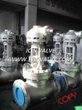 Bevel Gear Operated Globe Valve with Flange Ends