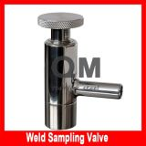 Welded Sampling Valve, Sanitary Aseptic Sampling Valve, Sampling Valve
