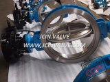API Triple Offset Design Butterfly Valve Wafer Ends (D373H)