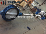 Wafer Type Centre Sealing Butterfly Valve