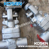 Forge Steel Socket Welded Globe Valves