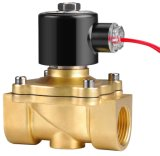 2W Series Solenoid Valve for Air, Water, Light Oil