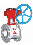 Super-Short Ceramic Ball Valve