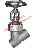 API 600 Forged Steel Globe Valve
