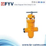 Weled Ended Buried Gate Valve for Fuel Gas
