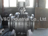 Casting Trunnion Ball Valve