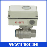 Mini Electric Remote Control Ball Valve