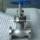 API Straight Type Bellows Sealed Globe Valve