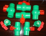 PPR Ball Valve for Plastic Fitting (FQ25011)