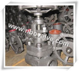 Customized Flanged/ NPT/Sw Forged Steel Valves (J11)