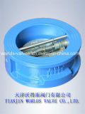 Rubber Seal Wafer Check Valve (H41H-16/25)