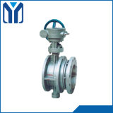 Worm-Geared Telescopic Butterfly Valve