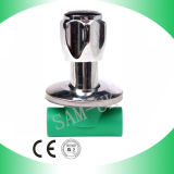 Plumbing Materials Valve Fitting PPR Stop Valve