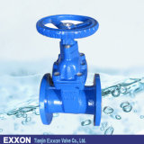 Non-Rising Stem Resilient Seat Gate Valve (DIN 3352 F4)