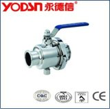 Non-Retention Ball Valve (ISO9001: 2008, CE, TUV Certified)