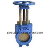 Manual Knife Type Gate Valves