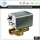 CE Certification 2 Way 3 Way Motorized Electric Flow Control Valve