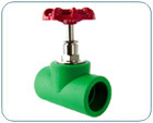 Good Quality PPR Stop Valve (FQ25015)