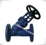 Y Pattern Stainless Bellows Sealed Globe Valve (WYJ41H)