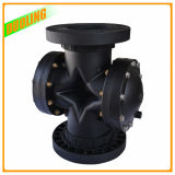 Low Industrial Type Irrigation Drain Plastic Valve