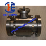 ANSI Three Piece 300lb Ss304/Ss316 Forged Ball Valve
