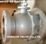 Cast Steel 150lb Ball Valve