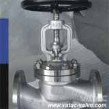 API/DIN Bellow Globe Valve Cast & Forged (J44)
