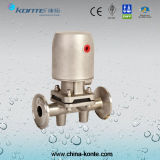 Stainless Steel Clamped Pneumatic Diaphragm Valve