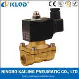 2/2 Way Brass Body Direct Acting Water Valve 2W160-15-DC12V