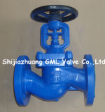 Wcb A216 Bellow Globe Valve with CE