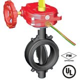 UL FM Wafer & Grooved Butterfly Valves