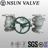 API Stainless Steel 3 Way Ball Valve (T-Type)
