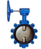 Manual Actuator Lug Type Butterfly Valve