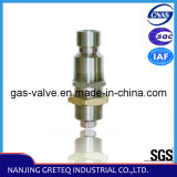 QF-T5 Stainless CNG Cylinder Check Valve (filling adaptor)