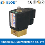 Direct Acting 3 Way Solenoid Valve 12V Kl6014 Series