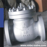 BS1868 Bolted Cover Cl150&300# Flanged Swing Check Valve