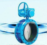 Big Size Flanged Butterfly Valve