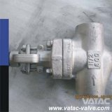 A105/F316/F304 Forged Steel Cl150&Cl300&Cl600 Globe Valve