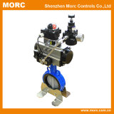 Pneumatic Control Butterfly Valve-on/off Type