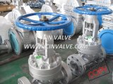 High Pressure Globe Valve with Bolted Bonnet