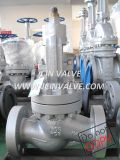 4inch 1500lbs Globe Valve with Handwheel Operation