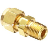 High Quality Customized Brass/Copper/Bronze Compression Tube Fittings Adapter