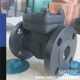 A105n Class800lbs Forged Swing Check Valve with Flange