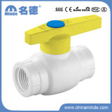 PPR Plastic Ball Valve Type a Threaded for Building Materials