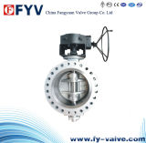 API 609 Stainless Steel Metal Seal Butterfly Valve