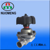Stainless Steel Forge Straight Diaphragm Valve (ISO-No. RG0035)