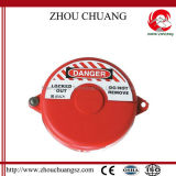 High Quality ABS Material Gate Valve Lockout (ZC-F11)