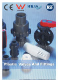 PVC CPVC Plastic Valves for Water Supply