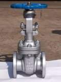 Steel Flange End Gate Valve